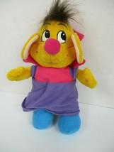 Disney Store Cinderella Mouse Suzy Plush Doll Girl Purple Pink Dress 10 ... - $24.39