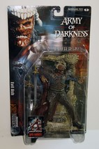 Army of Darkness Action Figure EVIL ASH 2001 McFarlane Toys Movie Maniacs 4 - $29.92
