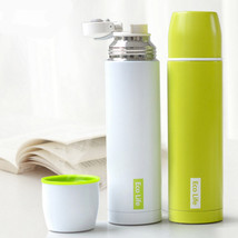 Vacuum Cup Stainless Steel Thermal Thermos Bottle Insulated - $37.95