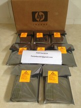"HP 375872-B21 376595-001 146GB 15K 3.5"" single port drive - $65.00"