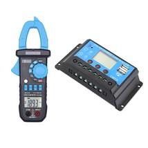 BSIDE ACM03 Plus Auto Range Digital Multimeter & 12V/24V Solar Charge Co... - €120,98 EUR