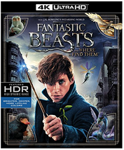 Fantastic Beasts and Where to Find Them (4K Ultra HD+ Blu-ray + Digital)