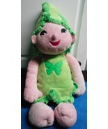 """Plush Pixie Doll with Green Dress 20"""" Doll Stuffed Animal Toy - $11.80"""