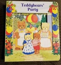 Teddybears' Party Teddybears Series Board Book - $4.40