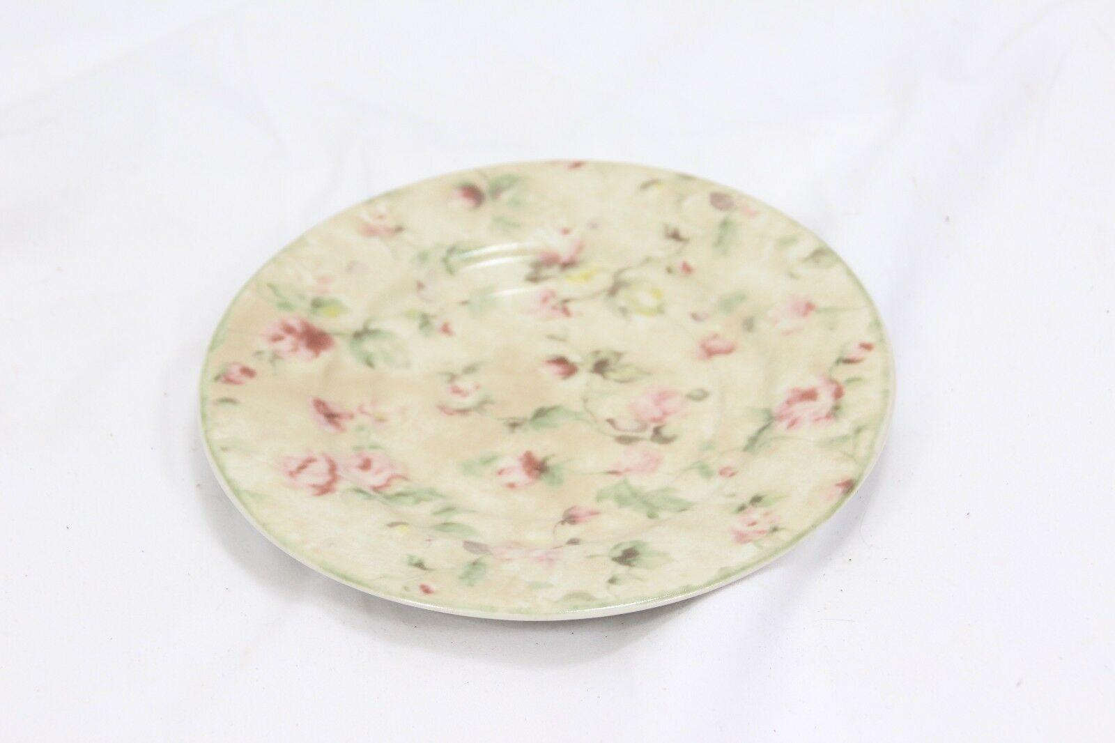 "222 Fifth Savannah Plates Saucers 6.5"" Set of 8 image 5"