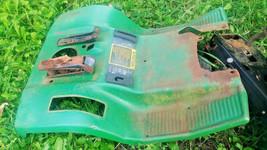 JOHN DEERE 165 hydo Lawn tractor Metal Fender Pan - $48.38