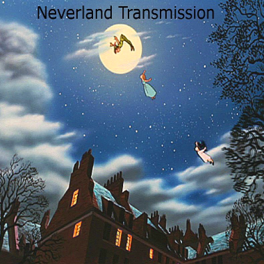 Neverland Transmission on CD A Disney Mix in Stereo Lullabies Sleep Dreams RARE