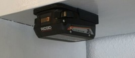 (4 pack) of Battery holders (with screws) for Ridgid 18v batteries.Free Shipping - $11.87