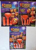 1Ct. Pumpkin Masters Pumpkin Carving Kit Halloween Choose Regular, Jumbo... - $75,76 MXN