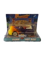 VINTAGE CHEVRON CAR TECHRON HANK HOT ROD CONVERTIBLE 2001 NIB - $29.65