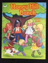 Honey Hill Bunch Paper Doll Mattel Girl Characters 1977 Uncut Whitman - $46.71