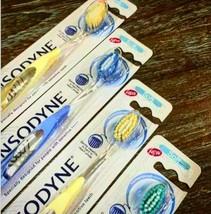 24 X Sensodyne Toothbrush Precision Soft For Sensitive Teeth Free Shipping - $97.90