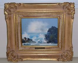 Venezuelan Artist Roma Infante Original Framed Oil on Canvas - $149.00