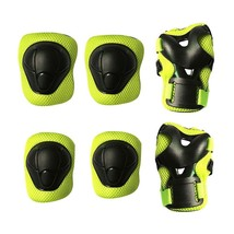 Children Protective Pads Knee Elbow Pads Wrist Guards 3 In 1 Protective - $19.41