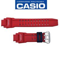 CASIO G-SHOCK Watch Band Strap GA-1000-4B Original Red Rubber  - $28.99