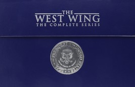 The West Wing Complete Series Collection DVD Set TV Show Season Box lot ... - $188.09