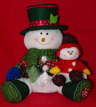 "Musical Snowman 2004 Avon Animated ""Snowman Surprise"" - $19.99"