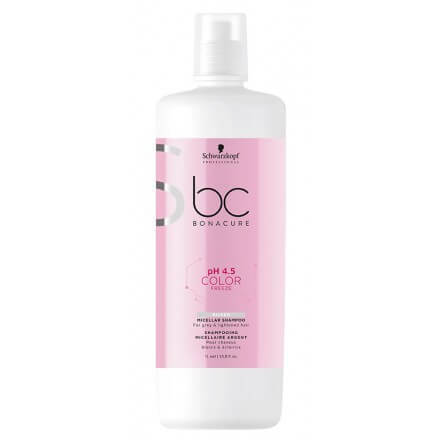 Schwarzkopf Professional Color Freeze Silver Micellar Shampoo 33.8oz