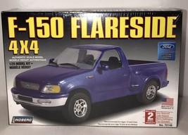 Ford F-150 Flareside 4 x 4 Truck 1/25 Model Kit Lindberg - $23.76