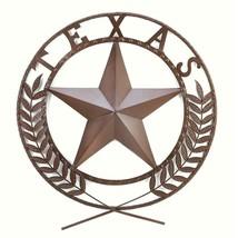 Texas Star Wall Plaque - $97.03