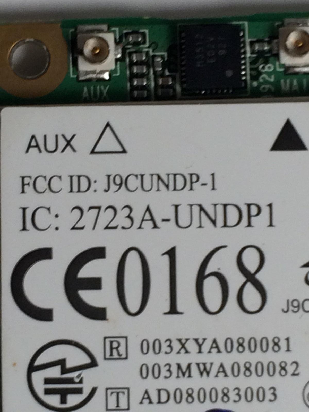 Qualcomm J9CUNDP-1 Broadband WWAN Mobile Wireless Mini PCI-E Card T77Z039.18 LF image 4
