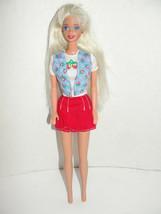1995 Shoppin Fun Barbie doll shopping - Strawberry clothes - $7.99