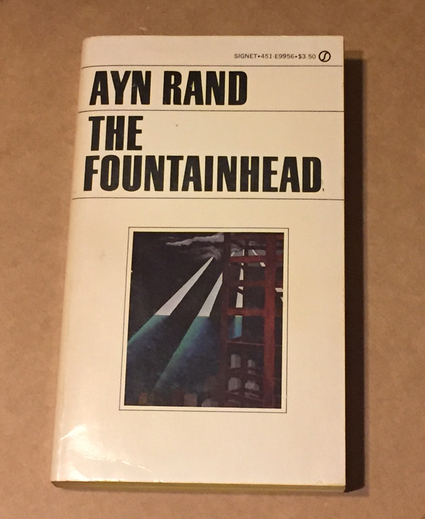 the push of philosophy over altruism in the fountainhead a novel by ayn rand Which is better, atlas shrugged or the made adaptations of ayn rand's great pieces like fountainhead or atlas introduction to rand's philosophy.