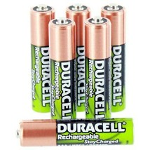 Duracell AAA NiMH 800mAh HR03 Rechargeable StayCharged 1.2V Batteries - 12 Pack - $50.76