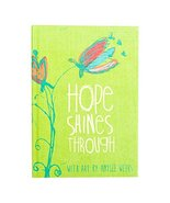 Notebook Journal - Hope Shines Through by Amylee Weeks - $33.66
