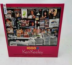 Ken Keeley Historic Newsstand Puzzle 1000 Pieces - $29.69