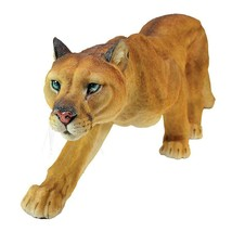 Garden Beautification Tool Stunningly Realistic Wild Cat Exotic Decor in... - $62.86