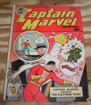Captain Marvel Adventures #87 comic book very good/fine 5.0 - $70.00