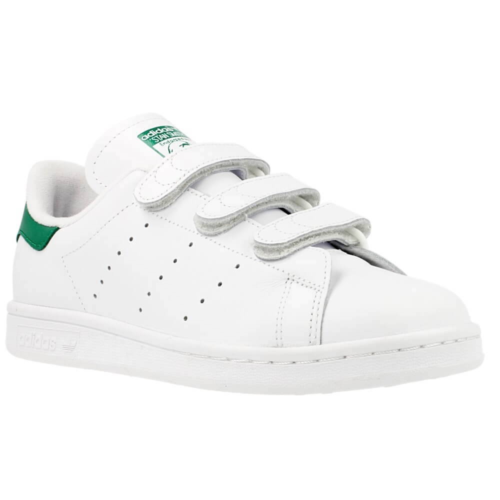 HombreMujer Adidas Stan Smith Footwear WhiteGreen | Crea