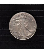 1939 D  WaLKiNG LiBeRtY~ SiLvER half dollar NiCe CoiN~Add to your collec... - $36.47