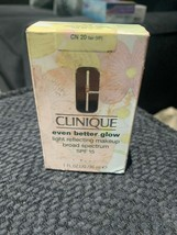 Clinique Even Better' Glow Light Reflecting Makeup Broad Spectrum SPF 15 Fair 20 - $45.59