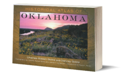 Historical Atlas of Oklahoma - $39.95