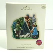 Hallmark 2007 King of the Forest 'The Wizard of Oz' Magic Ornament Wind ... - $24.98