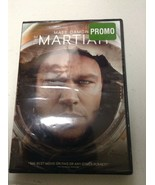 The Martian (DVD, 2016) Very rare Promo Copy Brand new Sealed!!! - $9.97
