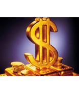Haunted 7X MONEY MAGNET BOOST ABUNDANCE Magick 925 99 Witch CASSIA4 - $30.00