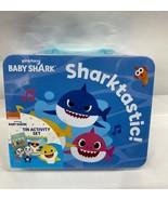 BS20188 P12 Baby Shark Activity Tin Box C2 - $12.22