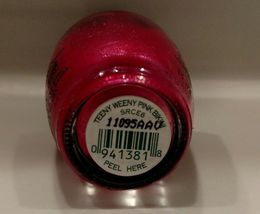 OPI nail lacquer polish ~ Teeny Weeny Pink Bikini SRCE6  Beauty Brands Exclusive image 3
