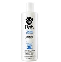 John Paul Pets Tearless Puppy & Kitten Shampoo, 16 ounce