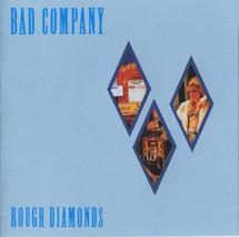 Bad Company – Rough Diamonds CD - $15.99