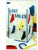 Plastic Canvas Patterns - Lost Soles & For Your Pets - Just For Fun - Al... - $0.98