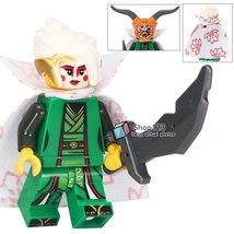 Single Sale Princess Harumi Sons of Garmadon Ninjago Movie Minifigures Block Toy - $3.25
