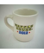 Waffle House America The Beautiful 2012 Ceramic Diner Cup Mug by Tuxton - $24.18
