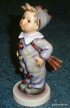 """Carnival"" Hummel Figurine #328 German Goebel Clown Collectible TMK8 FINAL ISSUE - $72.74"