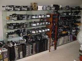 repair service for sony pal system camcorder VCR video walkman - $15.00