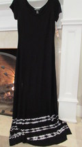 INC Blush Garden2 Mellow Tie Die Maxi Dress Sz XS Retail $89.50 - $29.70
