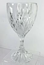 """Mikasa PARK RIDGE Water Wine Glass Goblet 6 3/4"""" tall - $19.79"""